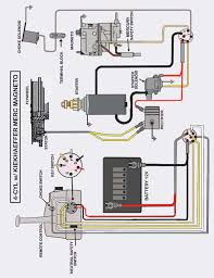mercury outboard wiring diagrams mastertech marin Boat Throttle Wiring Diagram internal & external wiring diagram (image) (pdf) boat throttle wiring diagram