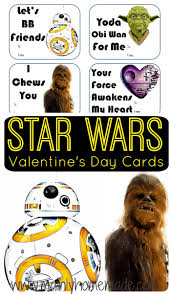 5 out of 5 stars. Easy Star Wars Valentine Cards Free Printable Mainly Homemade