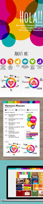 17 best ideas about my cv creative cv design hi i m vanessa masson graphic designer from venezuela this is my cv