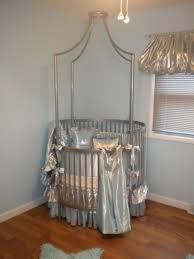 Round Crib Bedding Sets Decor
