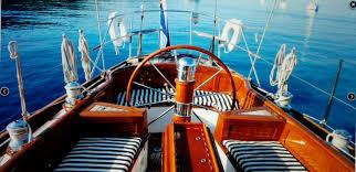 Modern Classic Yacht Design Classic Sloop Andre Hoek Design Yacht Design Inspiration