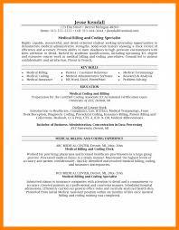 Medical Billing Resume Samples 60 Medical Biller Resume Sample Job Apply Form Coding No Experience 25