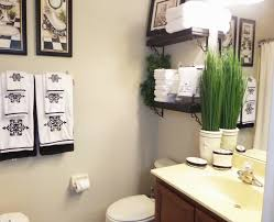 Decorating For Bathrooms Guest Bathroom Decorating On A Budget Be My Guest With Denise
