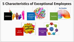 pcti group characteristics of exceptional employees here is my list of top 5 attributes that differentiate average employees from the best ones