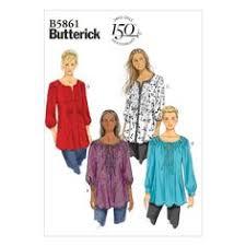 Butterick Plus Size Patterns Stunning Butterick Sewing Pattern 48 Women's Plus Size 48W48W Easy