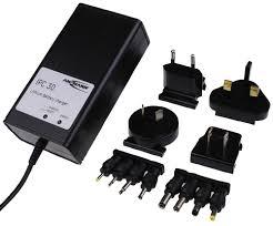 2000-0001-12 - <b>ANSMANN</b> - <b>Зарядное устройство</b> ...