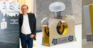 <b>Loretta</b> by <b>Tableau de Parfums</b> ~ Art Books Events