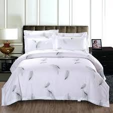 cotton bedding sets bedding set cotton bed linen hotel white feather bed queen duvet cover sets