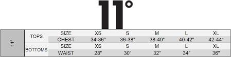 32 Degrees Mens Slippers Size Chart Black Core Shorts 6