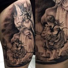 религиозные татуировки и 4 их вида