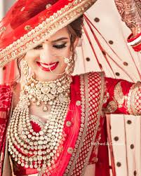Best Bridal Jewelry Designers Best Jewellery Options To Match With Your Red Bridal Lehenga