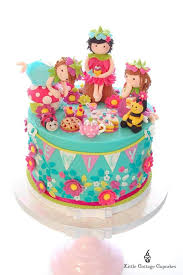 Small Picture The 38 best images about Fairy cakes on Pinterest Tinkerbell