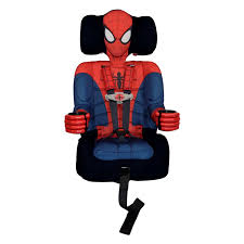 spider man deluxe booster car seat