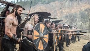 vikings historical the vikings drama the series clive standen rollo