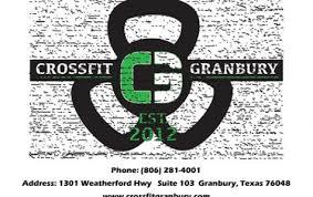 crossfit granbury