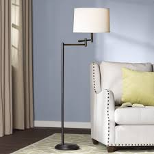 full size of light rustic floor lamps youll love wayfair balance arm lamp wooden ireland for