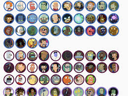 Chart The 8 Actors That Voiced More Than 200 Futurama