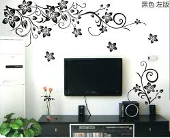 wall arts flower wall art stickers wall art stickers for living room orchid flower wall on orchid vinyl wall art with wall arts flower wall art stickers wall art stickers for living