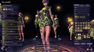 Blade And Soul Clan Outfit Designs Clan Outfit Design