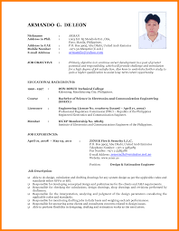 9 Latest Biodata Format Addressing Letter