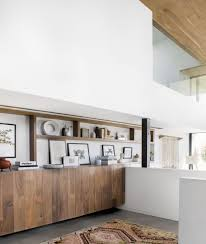 A Modern And Organic Entry Shelf Styling Tips Shop The Look