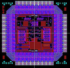 hierarchical design is an extremely important concept in layout design if for instance i were to lay out a chip like ic layout designer