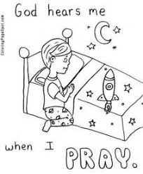 Small Picture Praying Child Coloring PageChildPrintable Coloring Pages Free