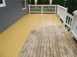 012 - Nashville Before & After Deck Paint