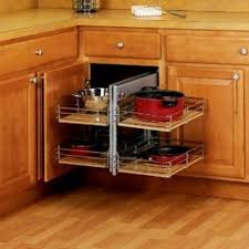 kitchen cabinet corner design ideas