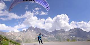 jean baptiste chandelier paragliding is absolutely incredible huffpost