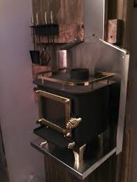 wood stove for tiny house. Cubic Mini Wood Stove Installation. Tinyhouse Prepper For Tiny House I