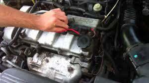 Mazda Protege engine code p0300 repair - YouTube