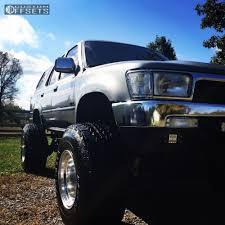 Wheel Offset 1995 Toyota 4runner Hella Stance 5 Leveling Kit Body Lift