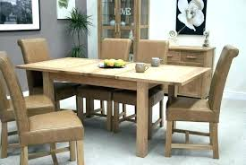 sets extending dining table sets fresh at custom tables oak opus furniture chairs extending dining table solid oak round extending dining table and 6