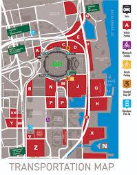 Tiaa Stadium Seating Chart Tiaa Bank Field