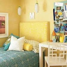 Yellow Teenage Girl Bedroom Design Ideas Home Furniture Innovative