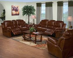 Living Room Set Furniture New Classic Cabo Leather Living Room Set Broadway Furniture