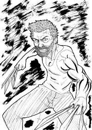 Marvel Nicosub静画