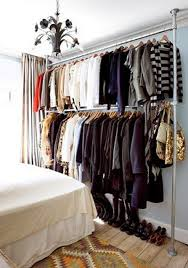 Open Closets Small Spaces 104 Small Apartement Decorating Ideas On A Budget 27 440