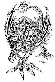 Realistic Coloring Pages Realistic Coloring Pages Of Dragons