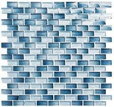 glass tile mosaic metro series