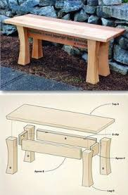 japanese outdoor furniture. cedar garden bench plans outdoor furniture and projects woodarchivistcom japanese
