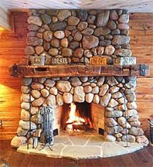 stone-fireplace-with-hewn-mantel