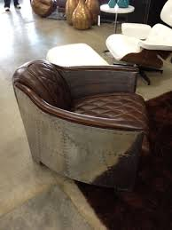 aviation themed furniture. looks like rh aviation chair themed furniture