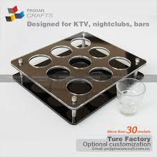 china acrylic diy shot glass display manufacturers and suppliers customized s pinxian