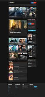 Wordpress Movie Theme Movieline Online Cinema Wordpress Theme
