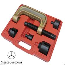 ball joint press kit. mercedes ball joint press kit installer remover tool w220 w211 w230 c