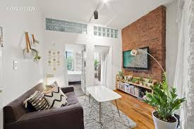 One Room Living Space This Cozy Nolita One Bedroom Comes With A Surprising Amount Of