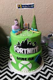 Fortnite Cake Tumblr