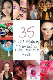 35 a diy makeup tutorial to take you into fall